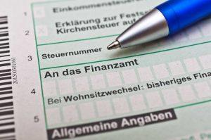 Steuererklärung Bentrup